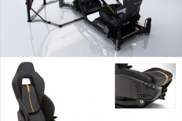 McLaren Simulators with VR Support