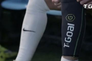 T-Goal Soccer Tracking Wearable