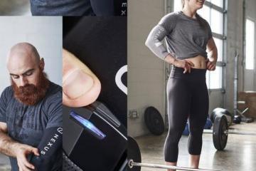 NEXUS Smart Wearable for CrossFit