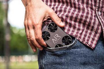 AirSelfie2 Pocket Size Selfie Drone