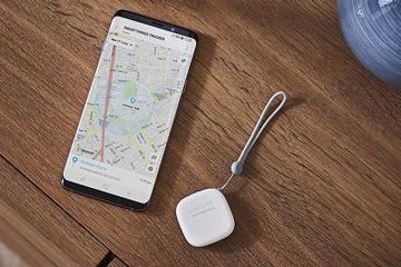 SmartThings LTE GPS Tracker
