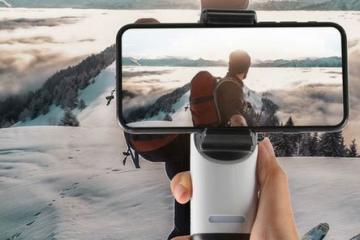 Sirui Pocket: Lightest Smartphone Stabilizer?