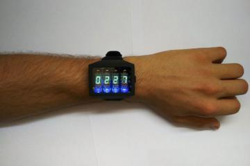 Nixie Tube Watch V3.2