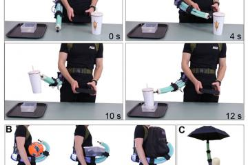 Soft Poly-Limbs: Soft Robots for Daily Task Assistance