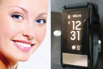 ExMedicus Health Smartwatch with ECG, PWTT, PPG