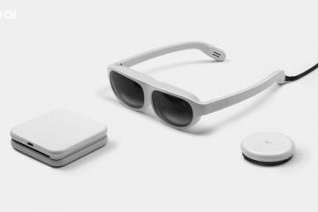 nreal light: Stylish Mixed Reality Glasses