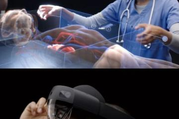 HoloLens 2 Mixed Reality Headset