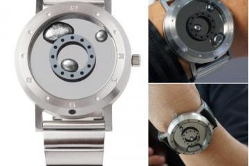 Liquid Metal Watch