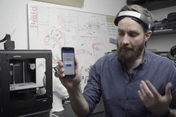PlatoWork: Wearable Brain Stimulator