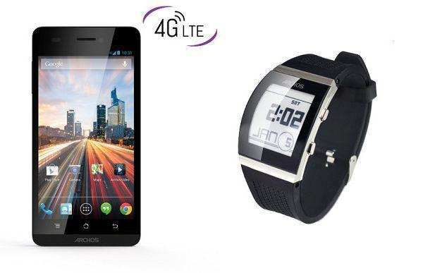 Archos Smartwatch: Yours for $50