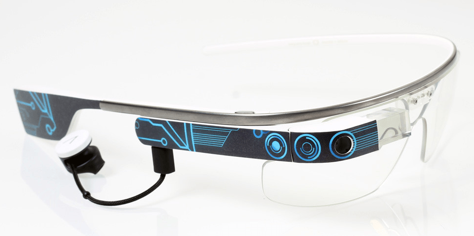 Google Glass Decal Accessory
