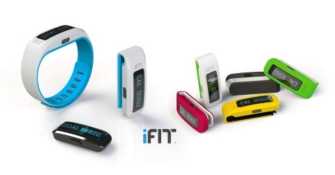 iFit Active Tracking Wearable Device