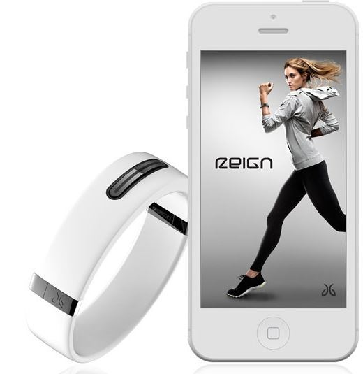 Reign by Jaybird Tracks Your Movement & Sleep