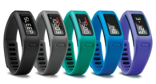 LG Lifeband, Garmin Vivofit Fitness Trackers Debut