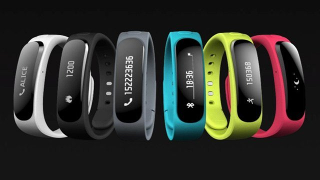 Huawei TalkBand B1 Fitness Tracker Revealed