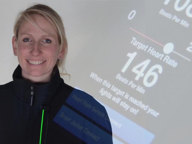 Glowfaster Smart Jacket for Runners