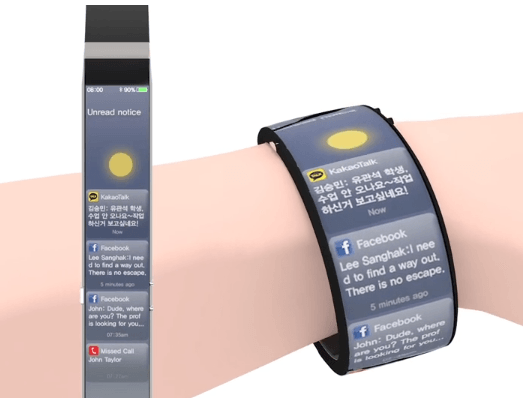 Watch Me Smartwatch Concept