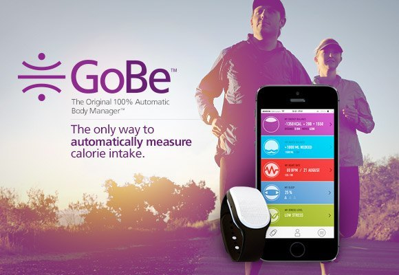 Healbe GoBe: Wearable Device Measures Calorie Intake