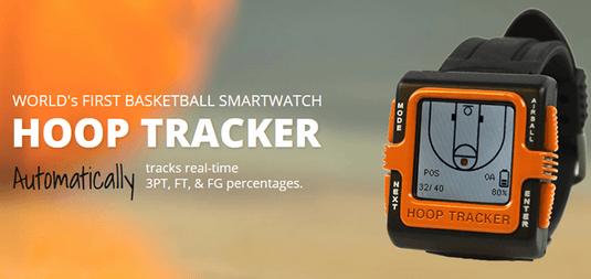 Hoop Tracker: Wearable for Basketball Fans