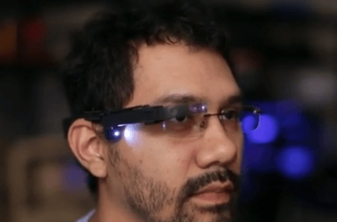 GlassLight – Google Glass Flashlight