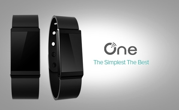 GYENNO One Wristband Tracks Your Sleep & Fitness