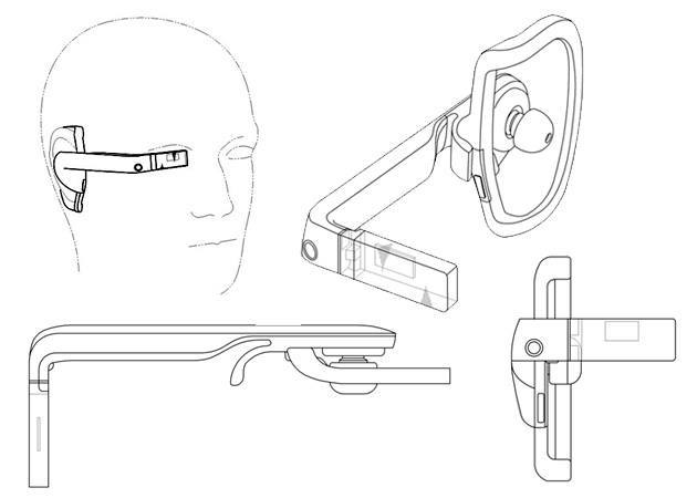 Samsung Patents Glass Like Wearable