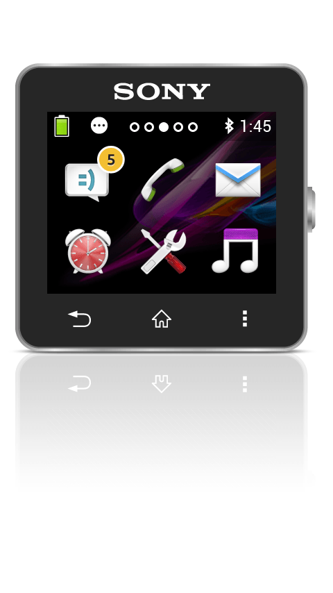 Sony SmartWatch 2 Gets Improved Gmail, Facebook Apps & More