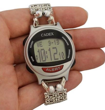 e-pill CADEX Platinum Medical Alert Watch