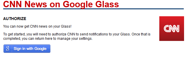 CNN: Google Glass Users Be Journalists