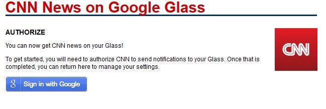 CNN: Google Glass Users Be Journalists