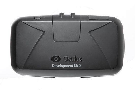 Samsung Making an Oculus Rift Style Device?