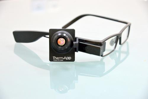 Opgal and Lumus: Thermal Camera & Wearable Computing