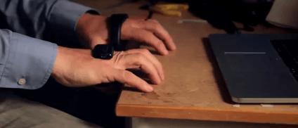 Virtual Keyboard for Google Glass