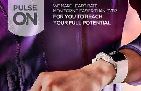 PulseOn Continuous Heart Rate Monitor
