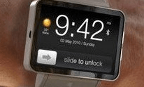 iWatch: OLED Display by LG?