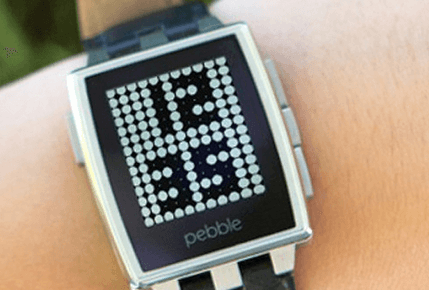 Pebble Steel Smartwatch: $229 at Best Buy