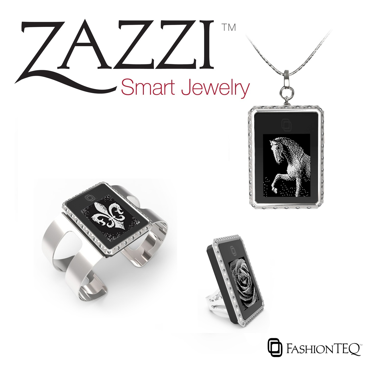Zazzi Smart Jewelry with Notification Alerts