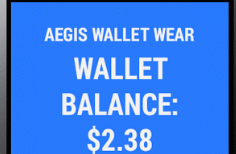 Aegis Bitcoin Wallet for Android Wear