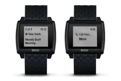 Basis Peak Notifications