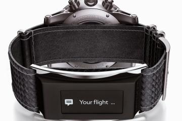 Montblanc eStrap Smart Wearable for Watches