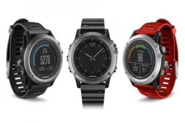 fēnix 3 Multisport GPS Watch from Garmin