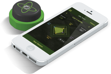 SwingTracker Sensor for Baseball Analysis