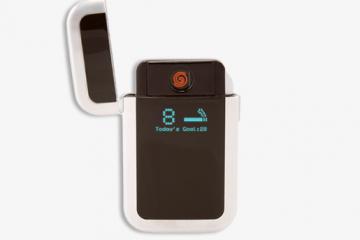 Quitbit: Smart Lighter Helps You Quit Smoking