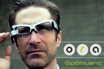 Optinvent ORA-1 Connected Smart Glasses on Amazon