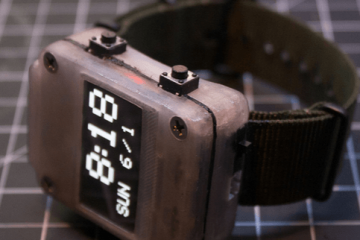 How to Build Your Own Smartwatch