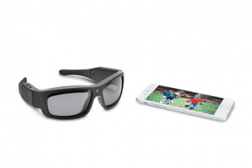 Video Recording WiFi Sunglasses