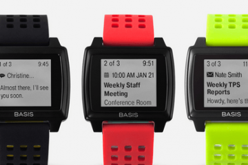 Basis Peak Fitness Watch Gets Phone Notifications
