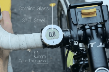 Cookee Smart Watch for Cyclists