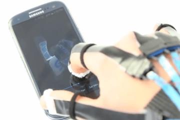StretchSense Smart Fabric Sensor