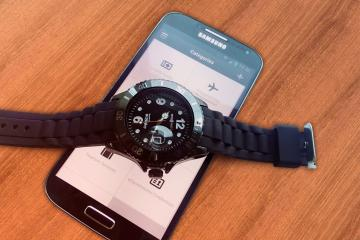 WIS.WATCH: NFC Watch to Unlock Your Encrypted Data